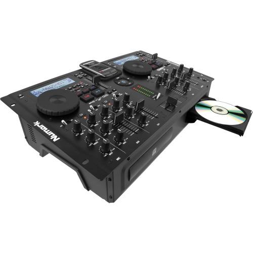Numark CDMix Bluetooth Dual CD/MP3 Player with