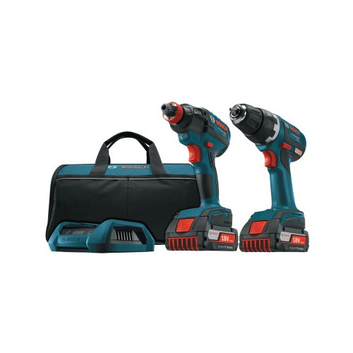 Bosch Power Tools 18V Cordless Drill Driver/Impact