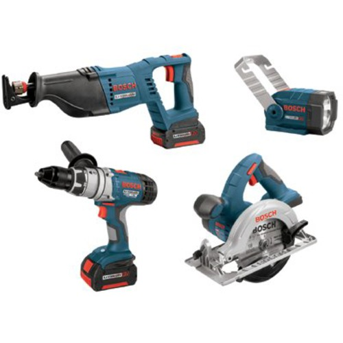 Bosch Power Tools Litheon Cordless Combo Kits