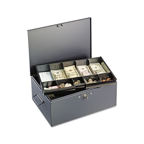 Extra Large Cash Box with Handles