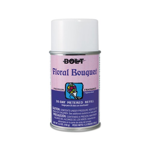 Metered Air Freshener Refill, Floral Bouquet, 5.3oz,