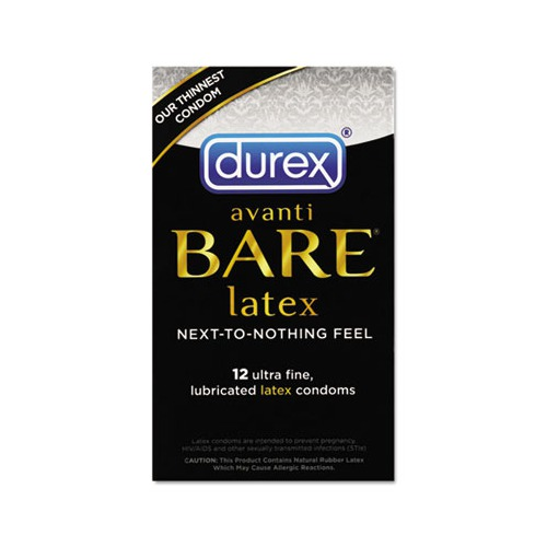 Avanti Bare Condom, Natural