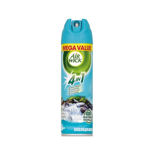 Mega-size 4 In 1 Aerosol Air Freshener,