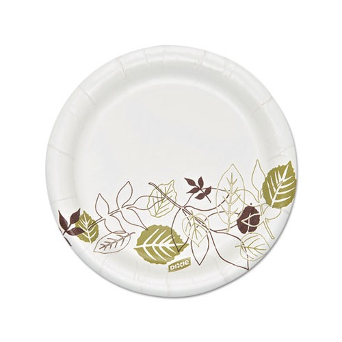 Pathways Soak Proof Shield Heavyweight Paper Plates