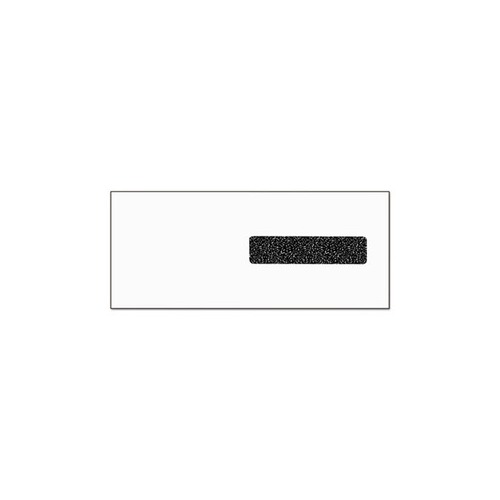 CMS-1500 Claim Form Self-Seal Window Envelope