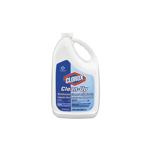 Clean-Up Disinfectant Cleaner with Bleach