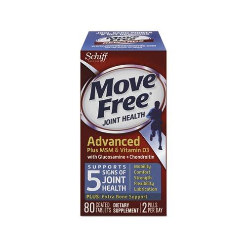Move Free Advanced Plus MSM & Vitamin