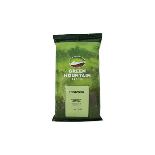 Green Mountain Coffee(R) French Vanilla Coffee, 2.2 Oz, Box Of 50