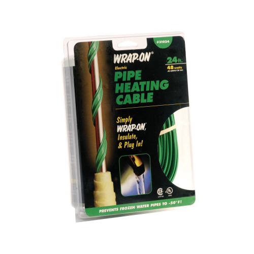 Wrap-On SEPTLS34731006 - Pipe Heating Cables. UPC 037841310067  sc 1 st  Buycott & 037841310067 UPC - Wrap On Septls34731006 Pipe Heating Cables | UPC ...