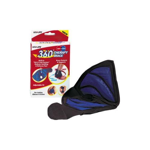 360 Hot and Cold Therapy Ankle/Knee/Elbow Brace,