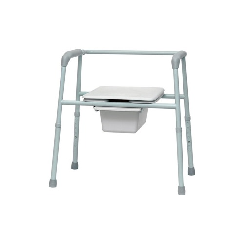 Bariatric Commode, 15-1/2