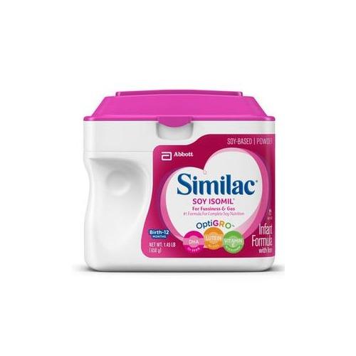 Isomil Advance w/Iron Powder, Retail 23.2oz.