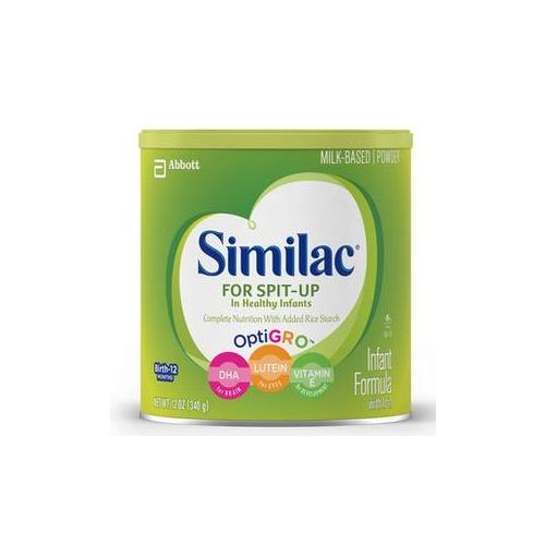 Similac Sensitive For Spit Up, 12.3 oz.