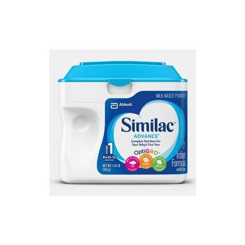 Similac Advance OptiGRO with Iron, 23.2 oz