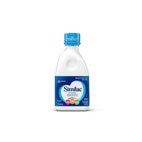 Similac Advance OptiGRO with Iron 32 fl