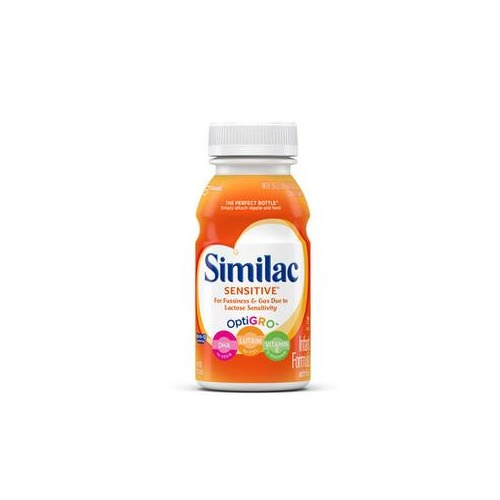 Similac Sensitive On-The-Go Ready to Feed 8