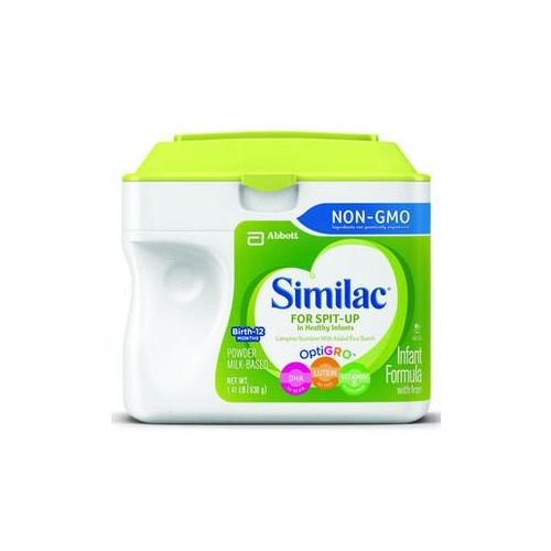 Similac Sensitive For Spit Up, 1.45 lbs.