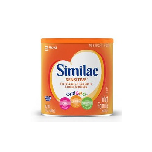 Similac Sensitive OptiGRO Powder 12.6 oz.