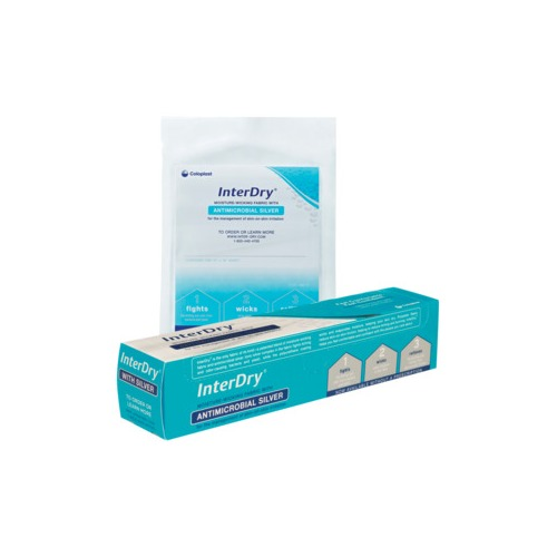 Interdry Textile With Antimicrobial Silver Complex 10 X 36 image