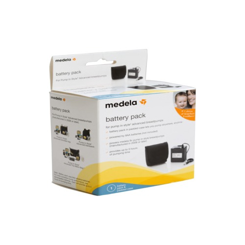 Pump In Style Battery Pack