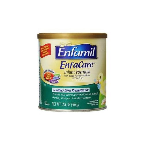 Enfamil Enfacare Powder  12.8 oz Can