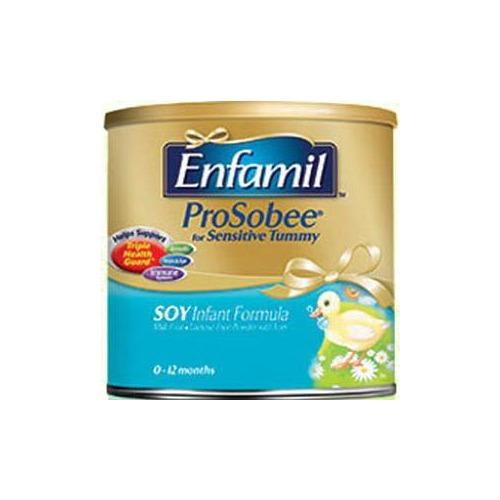 Enfamil ProSobee Powder 12.9 oz. Can