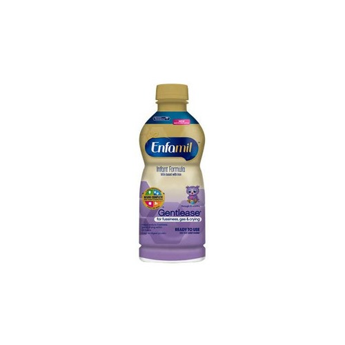 Enfamil Gentlease Unflavored Ready-to-use 32 oz. Bottle