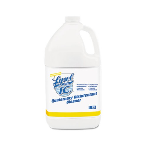 LYSOL IC  Quaternary Disinfectant Cleaner Concentrate Gallon