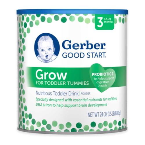 Gerber Good Start Grow Formula Powder, Stage
