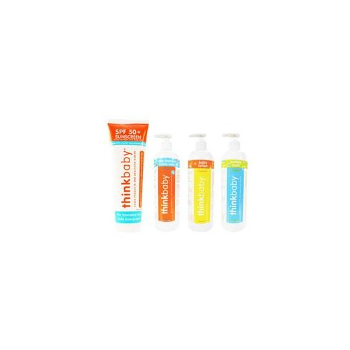 Baby Care Set includes Baby Shampoo, Baby