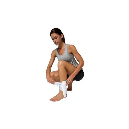Left Ankle Training Brace, Aircast