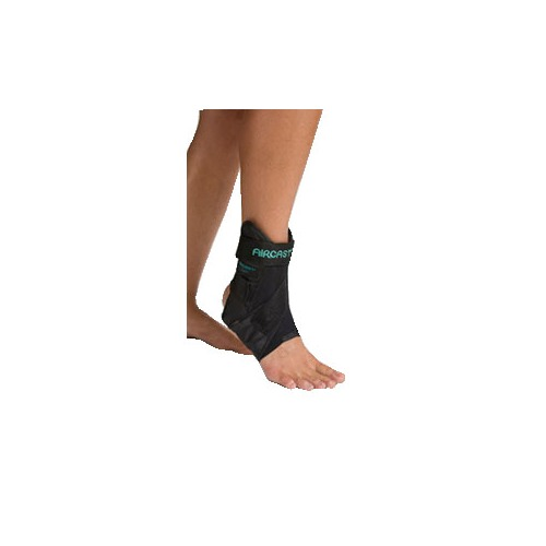 Airsport Ankle Brace, Large, Left. Latex Free.