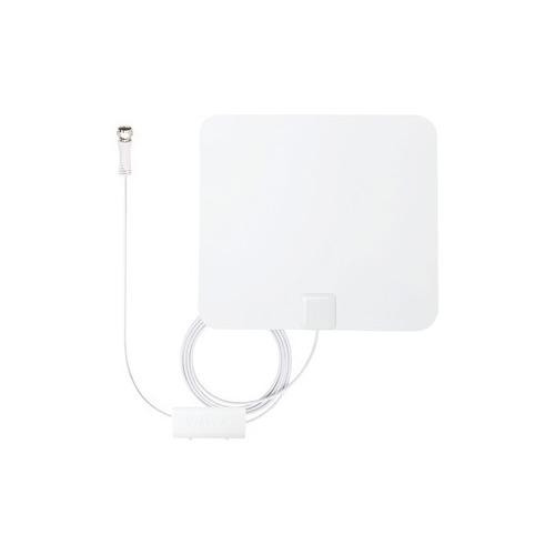 Antop Antenna Inc AT-100B Paper-Thin Smartpass Amplified Indoor HDTV Antenna