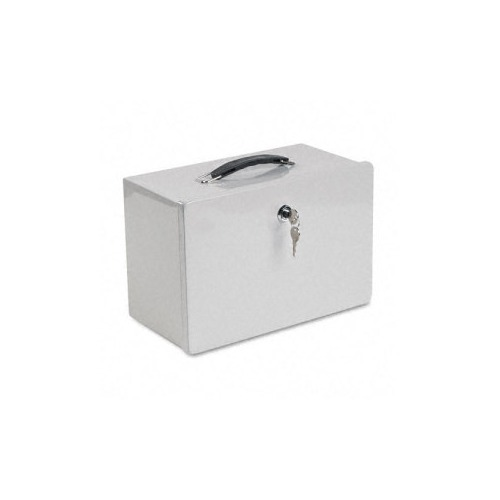 King Size Insulated Steel Security Box w/Key