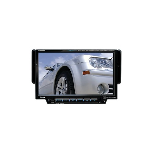 Boss Audio BV8966B Car DVD Player - 7