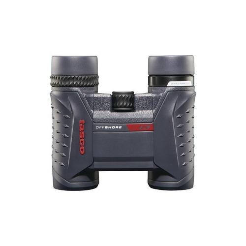 TASCO 200125 Offshore(R) 10 x 25mm Waterproof Folding Roof Prism Binoculars