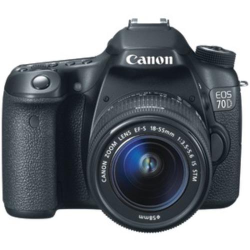CANON 8469B016 20.2 Megapixel EOS 70D Digital