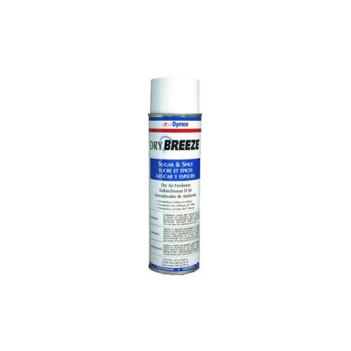 Dry Breeze Aerosol Air Freshener, Sugar &