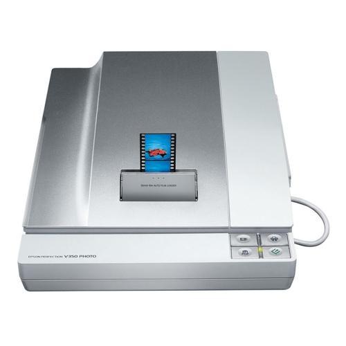 Photo Scanner, 4800x9600 dpi, USB, 16-9/10