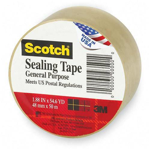 Commercial Grade Tape, 2