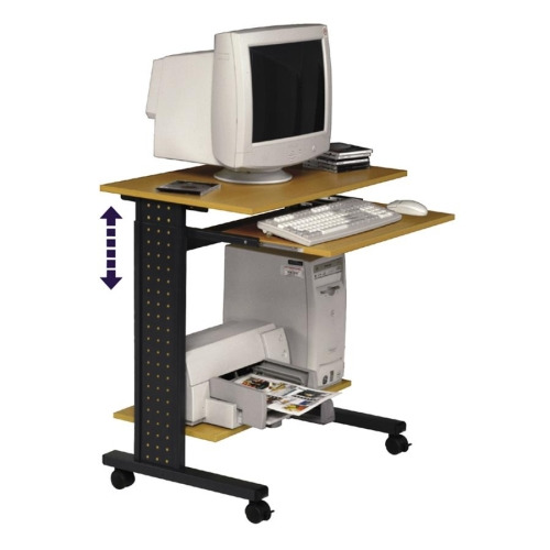 Smead Flexistand Mobile Computer Workstation