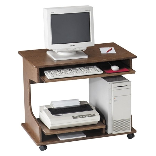 Lorell Tower Buddy Computer Workstation