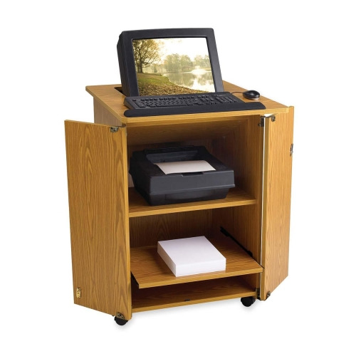 Lorell Stand-Up Computer Workstation