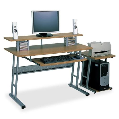 Lorell Ultra Computer Workstation