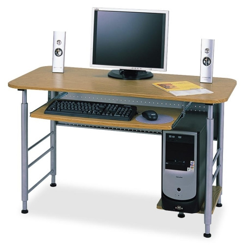Lorell Tower Storage Computer Workstation