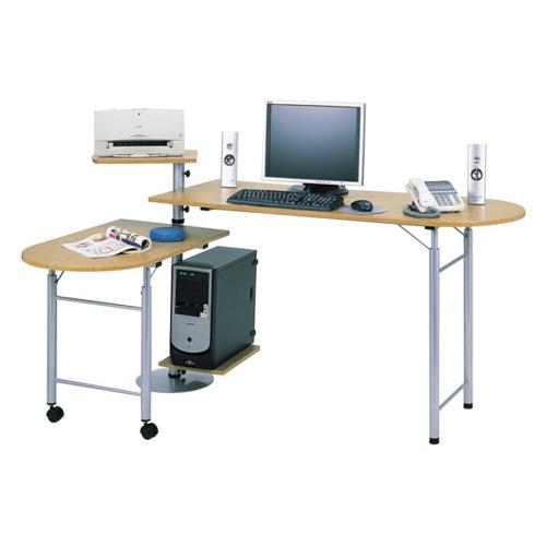 Lorell Computer Workstation