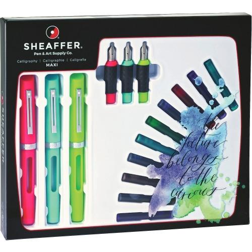 074040734041 Upc Sheaffer Calligraphy Pen Set Maxi Kit