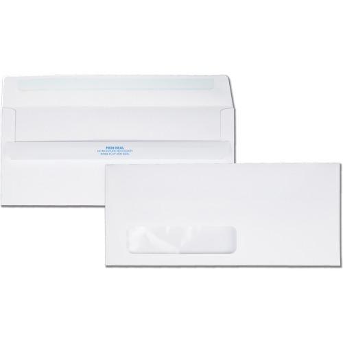 Quality Park Redi-Seal No. 10 Window Envelopes