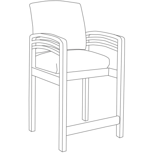 HPFI Trados 920 Hip Chair