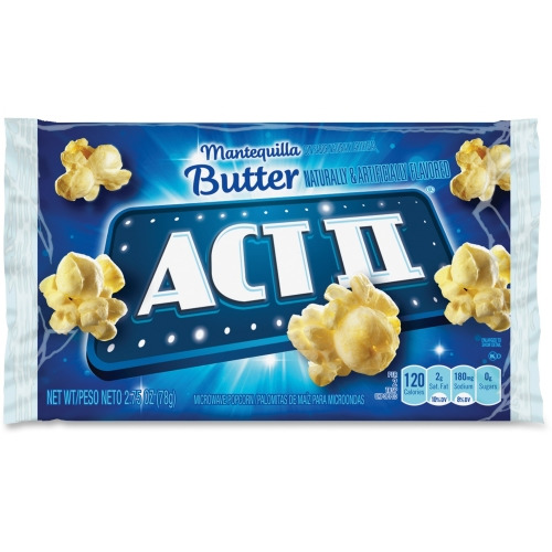 Act II Butter-Flavored Popcorn